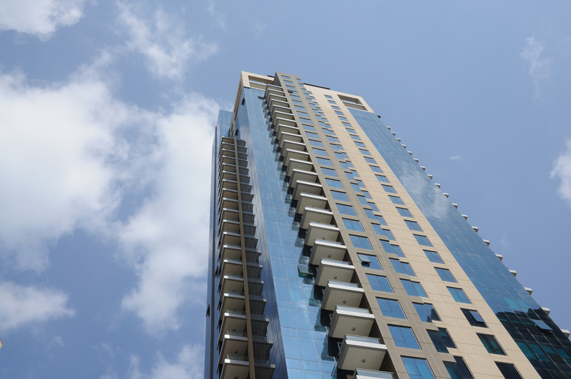 New Mexico High Rise Window Cleaning